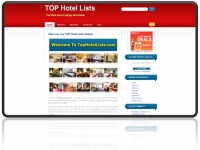 TOP Hotel Lists